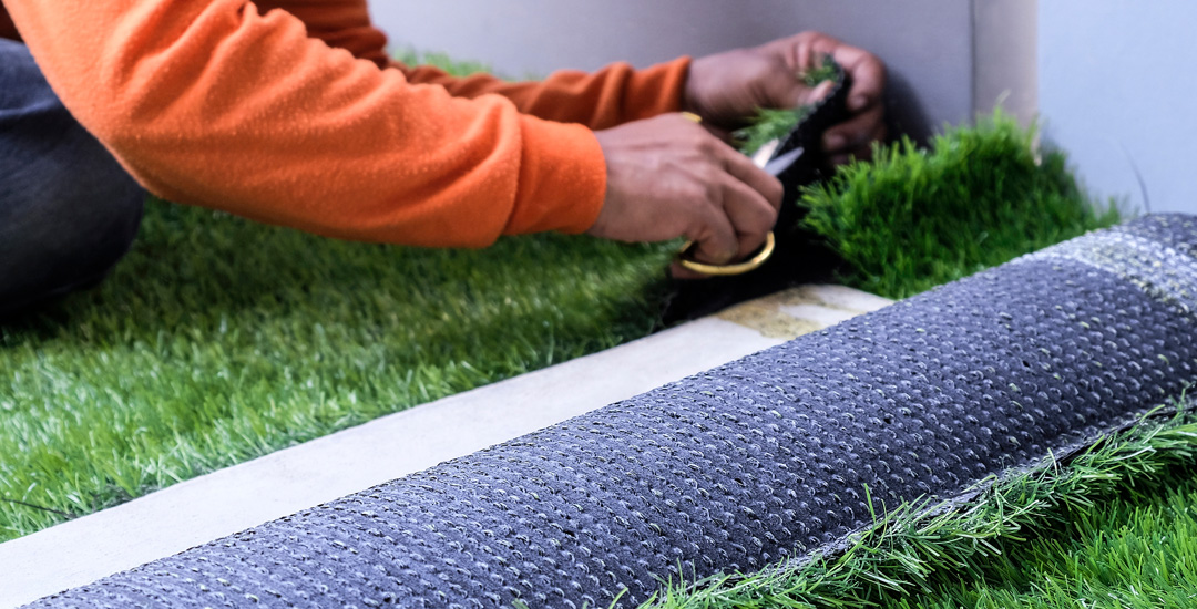 Artificial grass comes in a wide variety of styles and textures with a range of colours and thicknesses to suit any budget